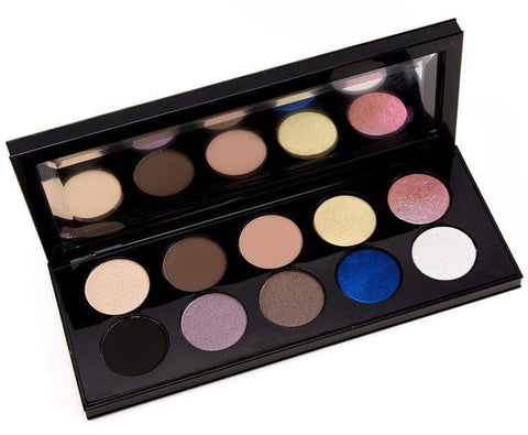 PAT MCGRATH LABS Mothership I Eyeshadow Palette - Subliminal, eyeshadow palette, London Loves Beauty