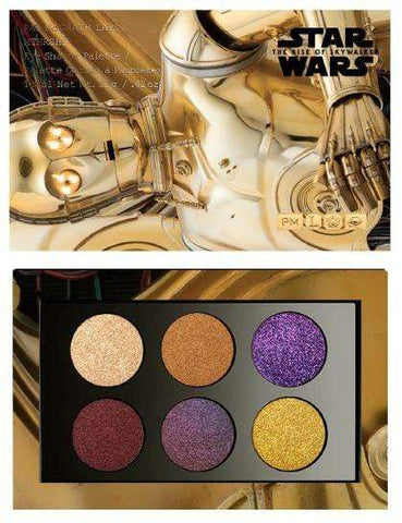 PAT MCGRATH LABS MTHRSHP: GALACTIC GOLD PALETTE - LIMITED EDITION, eyeshadow palette, London Loves Beauty