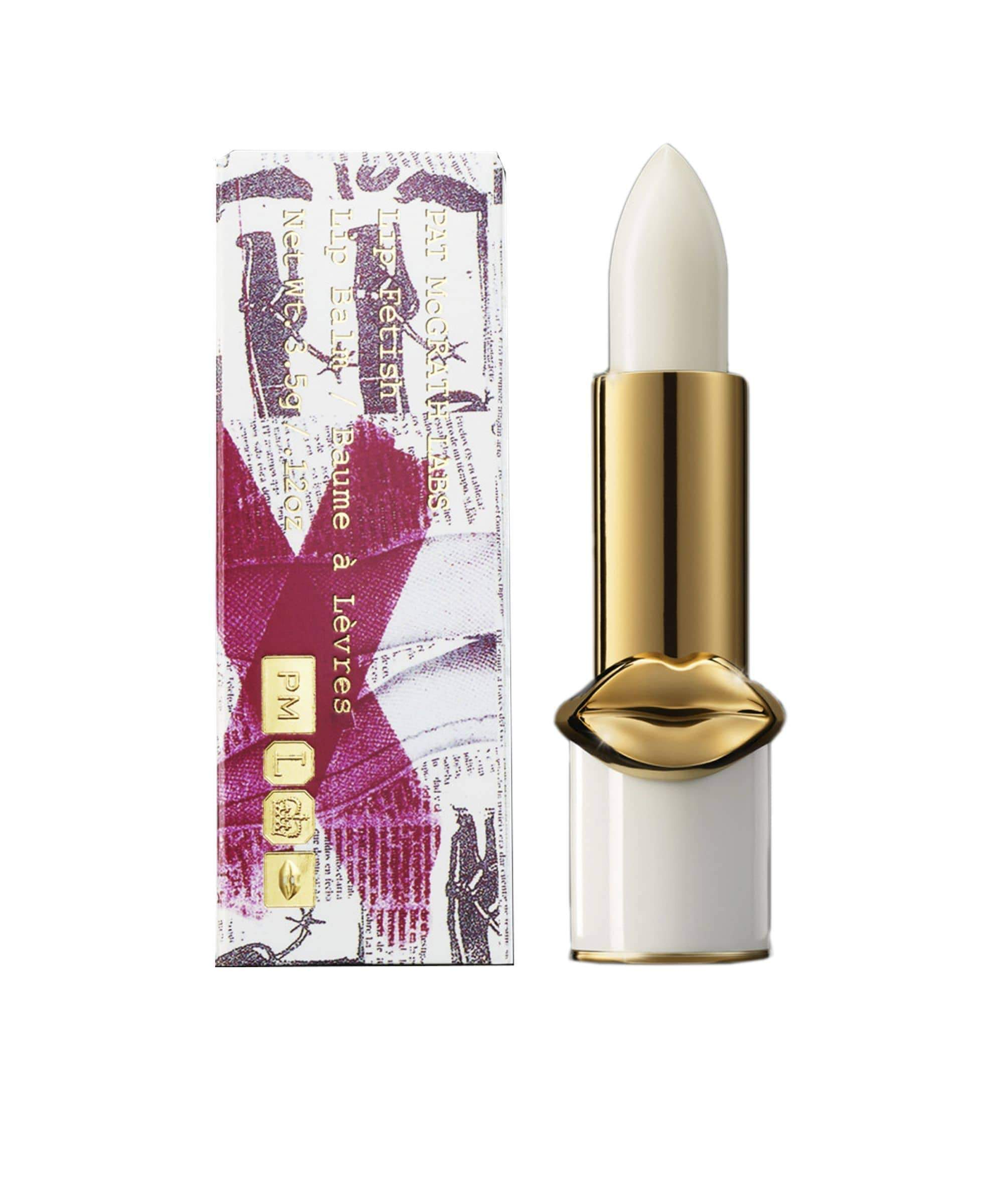 PAT MCGRATH LABS Lip Fetish Lip Balm - Clear, 3.5g | 0.12oz, Lipstick, London Loves Beauty