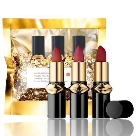 PAT MCGRATH LABS Lipstick PAT MCGRATH LABS LUST: Mini MatteTrance™ Lipstick Trio Limited Edition - Skin Show