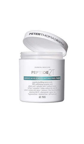 Peter Thomas Roth Peptide 21 Amino Acid Exfoliating Peel Pads, Exfoliator, London Loves Beauty