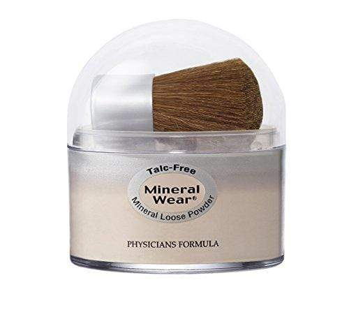 Physicians Formula Mineral Wear Talc-Free Loose Powder - Creamy Natural, powder foundation, London Loves Beauty