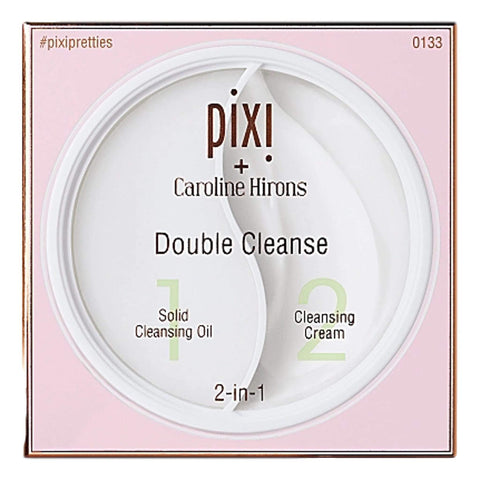 PIXI Caroline Hirons Double Cleanse, Skin Care, London Loves Beauty