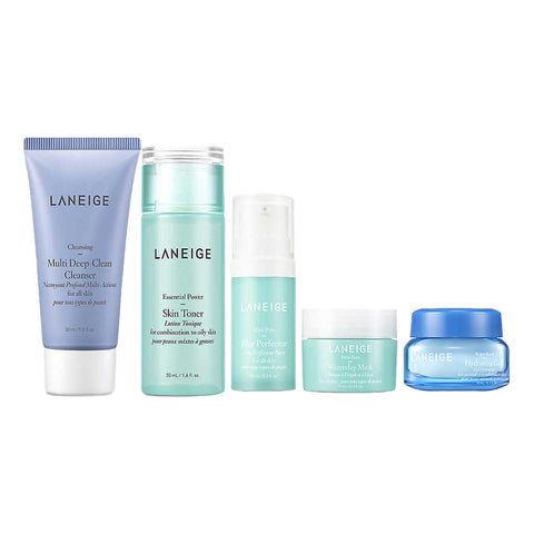 LANEIGE Pore Care Trial Kit