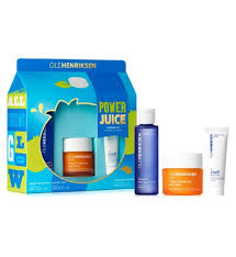 Ole Henriksen Power Juice Skincare Set, skin set, London Loves Beauty