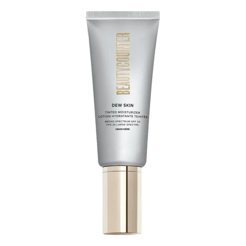 BeautyCounter Dew Skin Tinted Moistuiser SPF 20, tinted moisturiser, London Loves Beauty