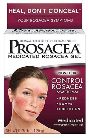 Prosacea Rosacea Treatment Gel (0.75 oz), Skin Care, London Loves Beauty