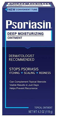 PSORIASIN Deep Moisturizing Ointment (4.2 oz), Skin Care, London Loves Beauty