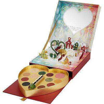 PÜR Gift Sets PÜR The Grinch Good Enough To Steal Face Palette & Color-Changing Lip Balm Set