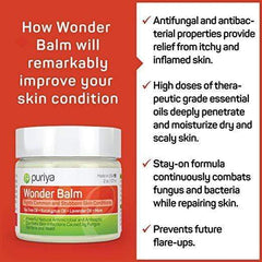Puriya Skin Care Puriya Antifungal Wonder Balm (2.0oz)