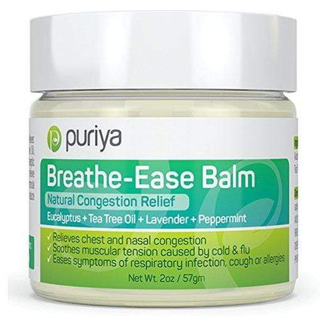 Puriya Skin Care Puriya Breathe-Ease Balm 2.0oz