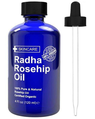 Radha face oil Radha Beauty Rosehip Oil (4 oz)