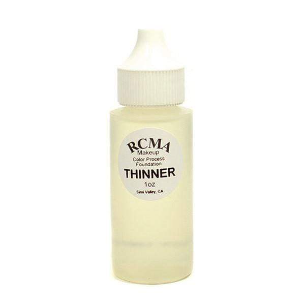 RCMA Foundation Thinner, 30ml, Setting Powder, London Loves Beauty