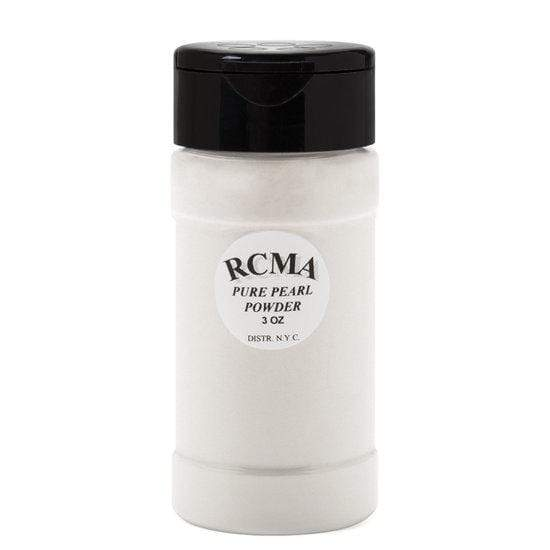 RCMA Makeup Pure Pearl Over Powder, 3oz, Setting Powder, London Loves Beauty