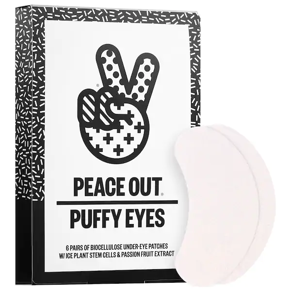 Peace Out De-Puffing Under-Eye Patches