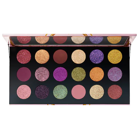 Pat McGrath Labs Mega Mothership: Celestial Divinity Eyeshadow Palette, eyeshadow palette, London Loves Beauty