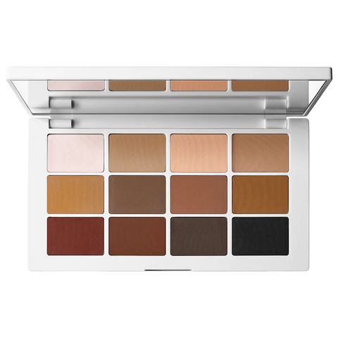 Makeup By Mario Master Mattes Eyeshadow Palette, eyeshadow palette, London Loves Beauty