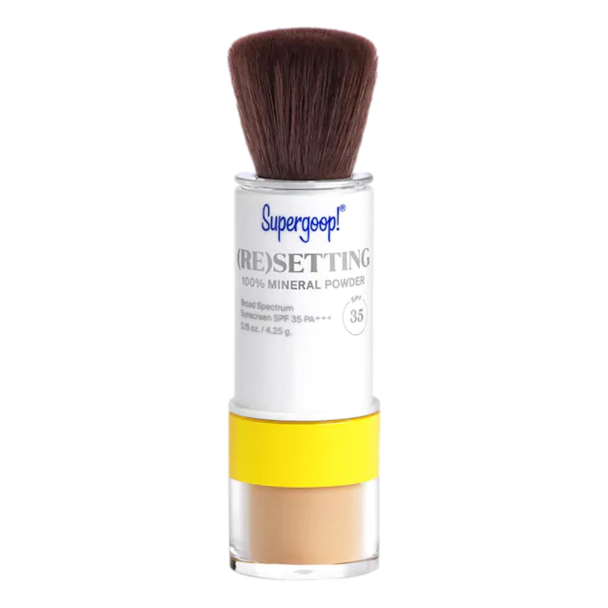 Supergoop! (Re)setting 100% Mineral Powder SPF 35 PA+++ 4.25g | 0.15