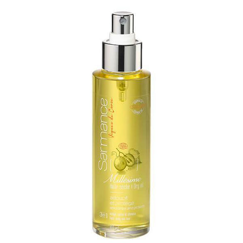 Sarmance Millésime Dry Oil Corsica, toner, London Loves Beauty