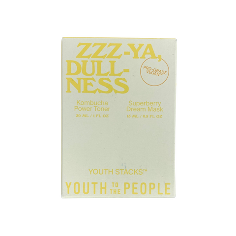 Youth To The People Youth Stacks™ ZZZ-Ya, Dullness