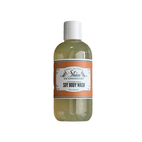 Skin an Apothecary body wash Skin An Apothecary Soy Body Wash - Ginger Snap 8oz