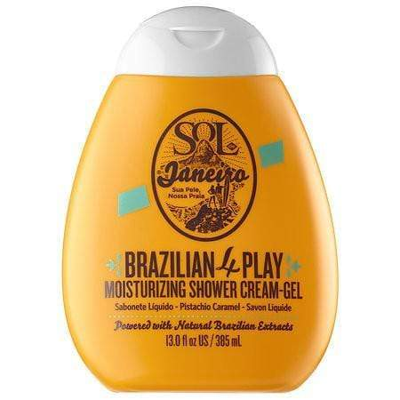 Sol de Janeiro Brazilian 4 Play Moisturizing Shower Cream-Gel, 90ml, Bath & Body, London Loves Beauty