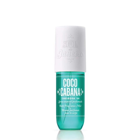 Sol De Janeiro Coco Cabana Body Fragrance Mist 90ml, Body Mist, London Loves Beauty