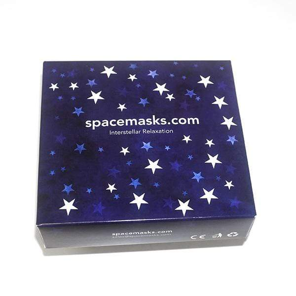 Spacemasks eye mask SPACEMASKS Self-Heating Eye Mask Box (5 masks)