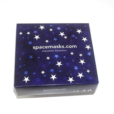 SPACEMASKS Self-Heating Eye Mask Box (5 masks), eye mask, London Loves Beauty