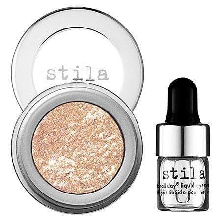 Stila Magnificent Metals Foil Finish Eye Shadow - Kitten, Eye Makeup, London Loves Beauty