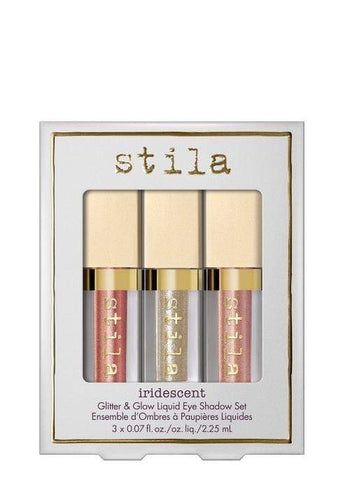 Stila All Fired Up Glitter & Glow Liquid Eye Shadow Set, Eyeshadow, London Loves Beauty