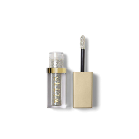 stila Magnificent Metals Glitter & Glow Liquid Eye Shadow- Diamond Dust, Eyeshadow, London Loves Beauty