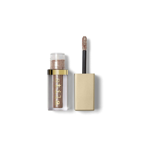stila Magnificent Metals Glitter & Glow Liquid Eye Shadow- Kitten Karma, Eyeshadow, London Loves Beauty