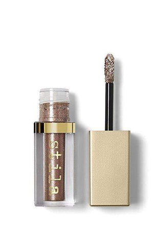 Stila Magnificent Metals Glitter & Glow Liquid Eyeshadow: Bronzed Bell, Eyeshadow, London Loves Beauty