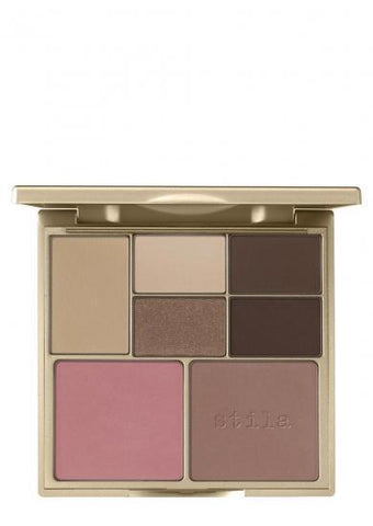 Stila Face Palette Stila Perfect Me, Perfect Hue Eye & Cheek Palette - Light Medium