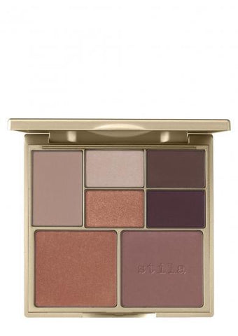 Stila Face Palette Stila Perfect Me, Perfect Hue Eye & Cheek Palette - Medium Tan