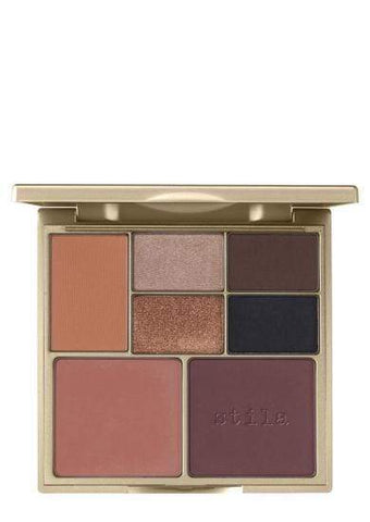 Stila Face Palette Stila Perfect Me, Perfect Hue Eye & Cheek Palette - Tan Deep