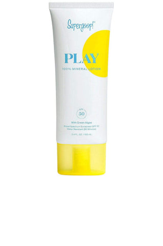 SUPERGOOP! body lotion Supergoop Play 100% Mineral Lotion SPF 50, 100ml