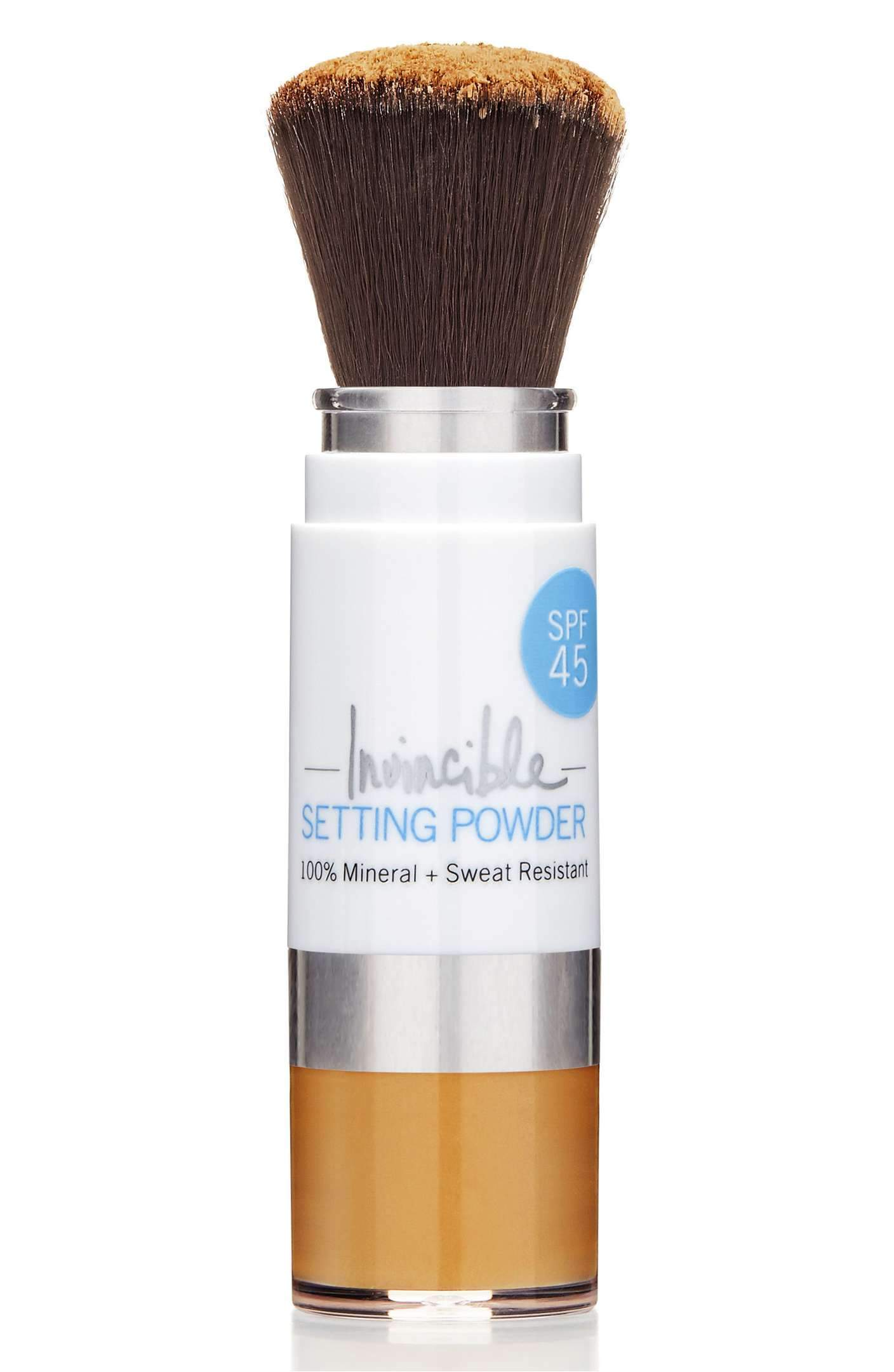 SUPERGOOP! Setting Powder SUPERGOOP! Invincible Setting Powder SPF 45 - Deep