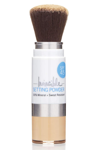 SUPERGOOP! Setting Powder SUPERGOOP! Invincible Setting Powder SPF 45 - Light