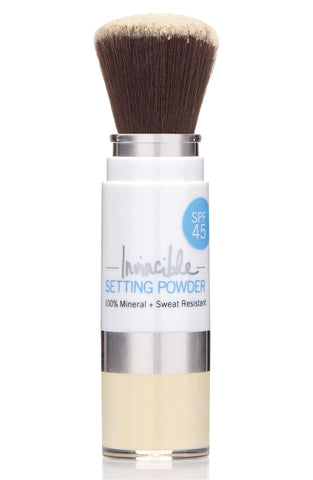 SUPERGOOP! Setting Powder SUPERGOOP! Invincible Setting Powder SPF 45 - Translucent