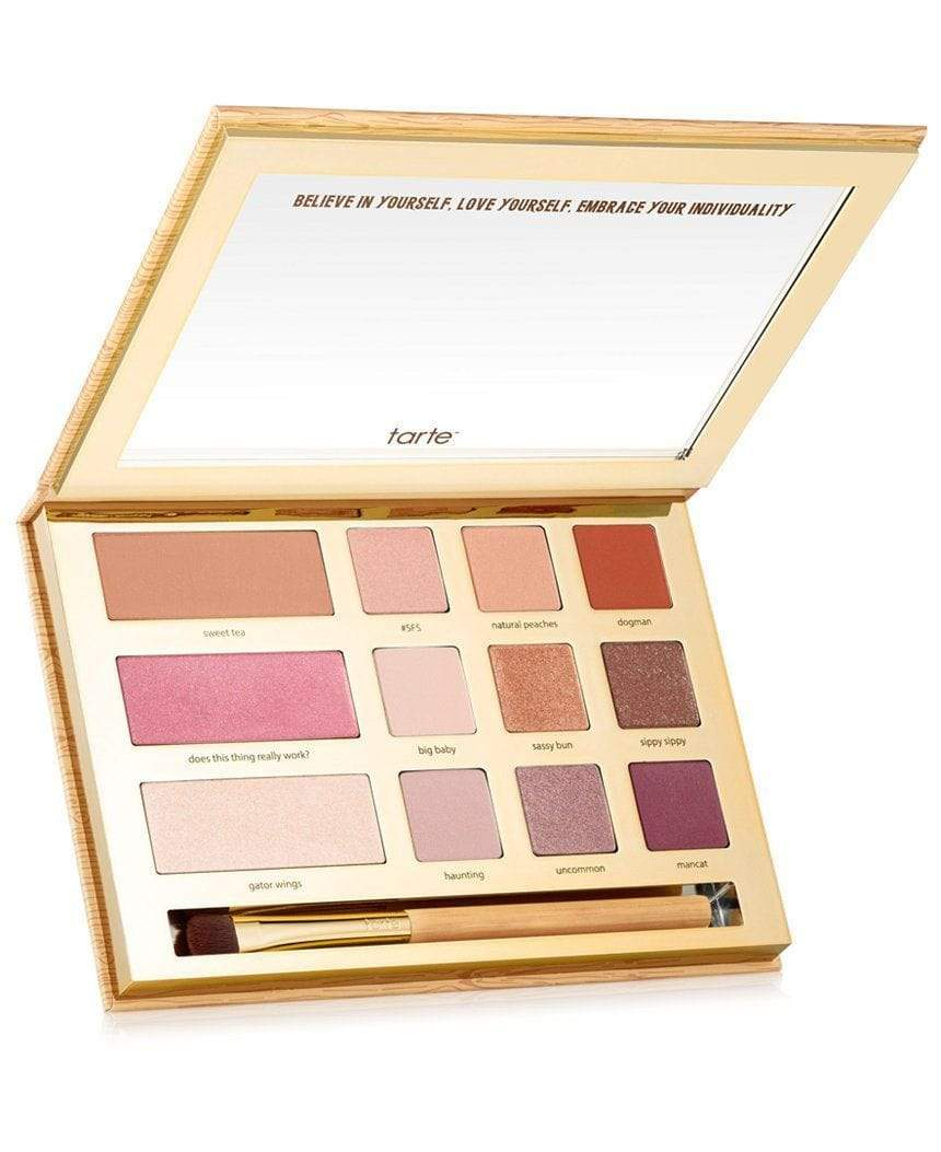 Tarte Eyeshadow Tarte Grav3yard Girl Swamp Queen Palette