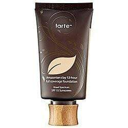 Tarte foundation Tarte Amazonian Clay 12-Hour Full Coverage Foundation - Fair Sand