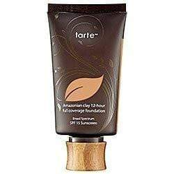 Tarte foundation Tarte Amazonian Clay 12-Hour Full Coverage Foundation - Light-Medium Beige
