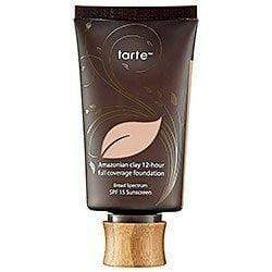 Tarte foundation Tarte Amazonian Clay 12-Hour Full Coverage Foundation - Light-Medium Honey