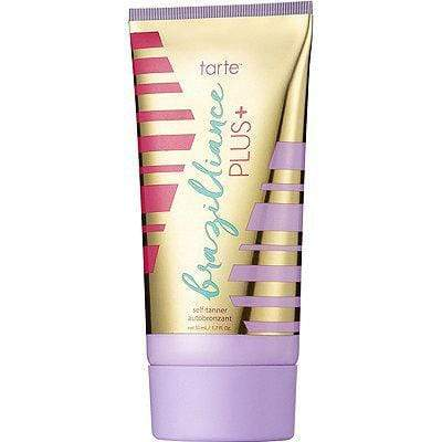 TARTE Travel Size Brazilliance PLUS + Self-Tanner (1.7 fl. Oz. | 50mL), tanning, London Loves Beauty
