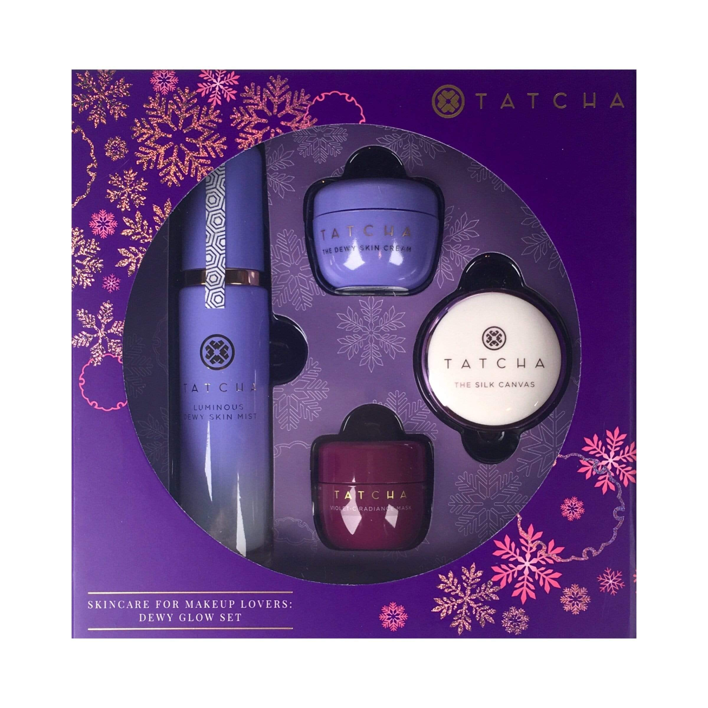 Tatcha Skincare For Makeup Lovers Dewy Glow Set Limited Edition London Loves Beauty