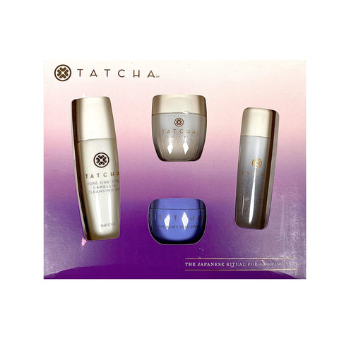 TATCHA The Japanese Ritual For Glowing Skin Set - Limited Edition, Gift Sets, London Loves Beauty
