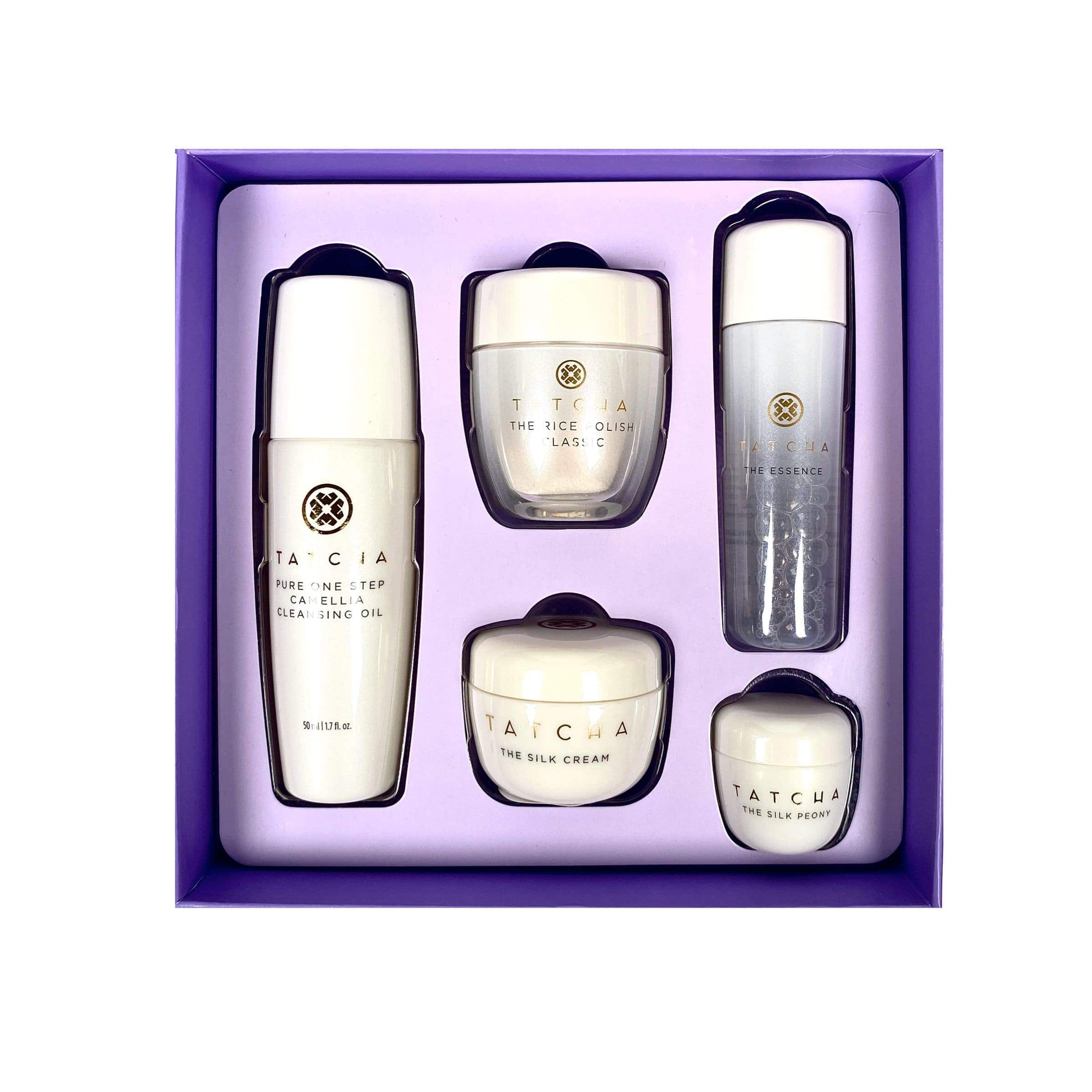 TATCHA The Starter Ritual Nourishing & Anti-Aging Set - Normal To Dry Skin, Gift Sets, London Loves Beauty