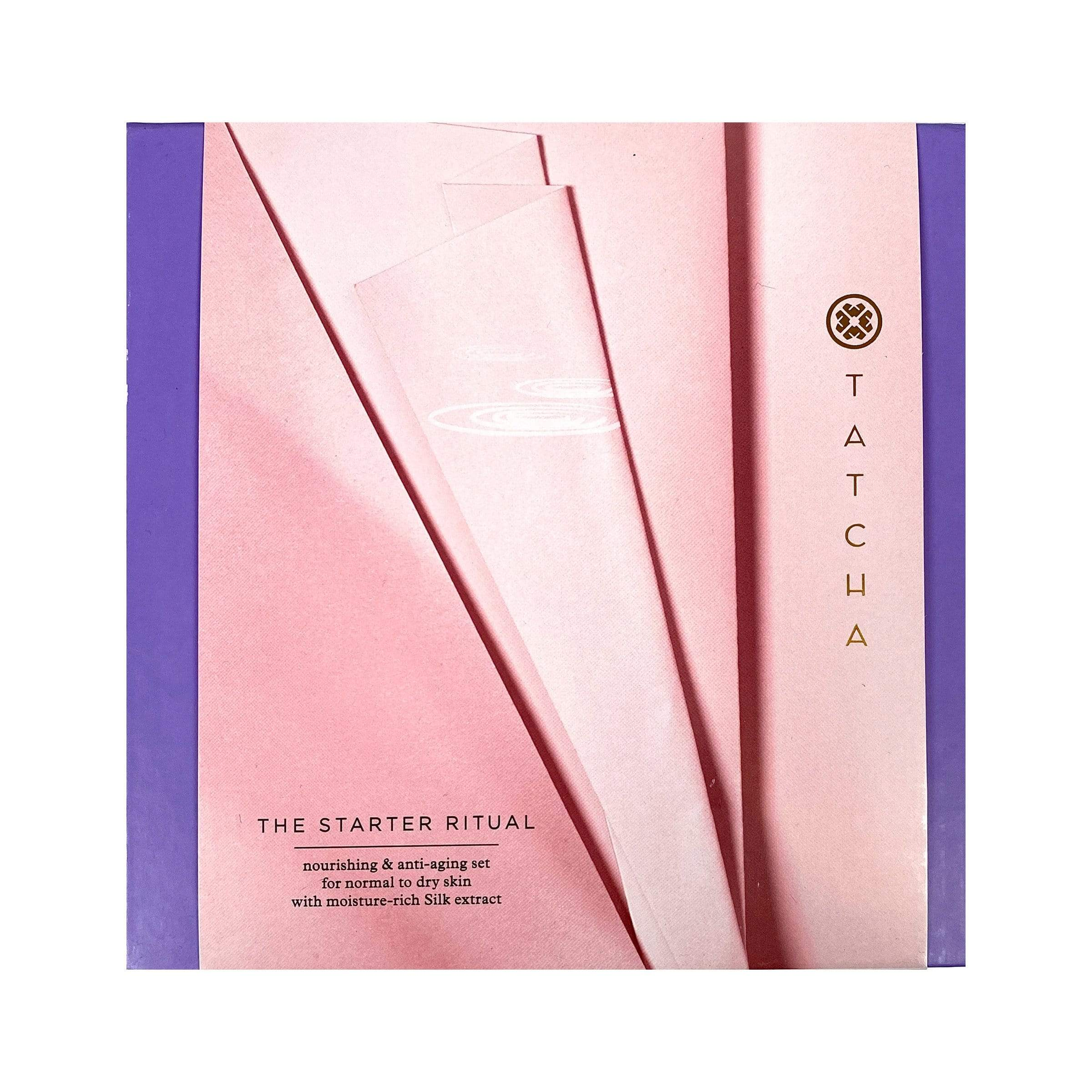 Tatcha Gift Sets TATCHA The Starter Ritual Nourishing & Anti-Aging Set - Normal To Dry Skin